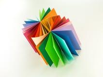 Multi gekleurd stootkussen Royalty-vrije Stock Afbeeldingen
