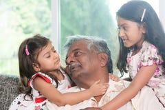 Multi generations Royalty Free Stock Photos