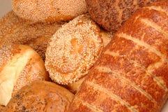 Multi grain Breads Royalty Free Stock Photo