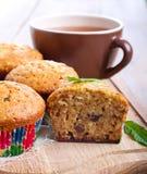 Multi grain muffins Stock Photos