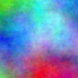 Multi hued klarer Hintergrund Lizenzfreie Stockbilder