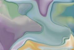 Multi kleurenachtergrond Royalty-vrije Stock Afbeelding