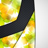 Multi layered abstract background with the theme Royalty Free Stock Photography
