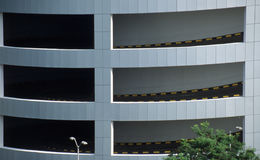 Multi Level Carpark Singapore Stock Photos
