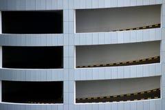 Multi Level Carpark Singapore Royalty Free Stock Images