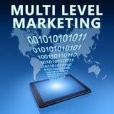 Multi Level Marketing Stock Image