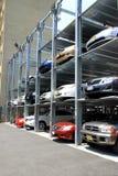 Multi Level Parking System Royalty Free Stock Photo