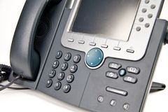 Multi-line Office Phone Royalty Free Stock Images