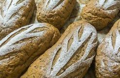 Multi Malz-Brot, gefrierend Stockfotografie