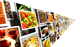 Multi Media Lizenzfreies Stockfoto