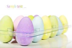 Multi ovos de easter coloridos Imagem de Stock Royalty Free