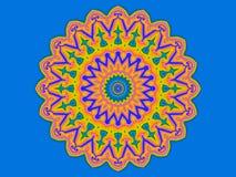Multi patroon vector illustratie