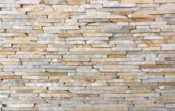 Multi pedra moderna da cor, parede do arenito do travertino da ardósia usada para o fundo Fotografia de Stock Royalty Free