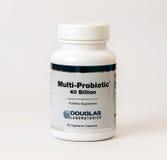 Multi-Probiotic Photo stock