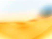 Multi purpose background design with dots. Multi purpose yellow and blue background design with dots stock illustration