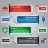 Multi Purpose Infographic Vector Design Template Stock Photos