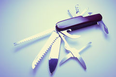 Multi-Purpose Tool Royalty Free Stock Photo