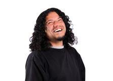 Multi-racial Mann Lizenzfreies Stockfoto