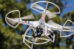 Multi rotor drone Stock Photos