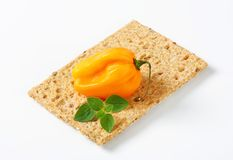Multi seed cracker Royalty Free Stock Images