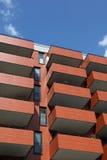 Multi-storey κτήριο στοκ εικόνα