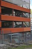 Multi-storey гараж для автомобилей Стоковое фото RF