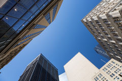 Multi storey building Royalty Free Stock Photography