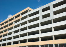 Multi-storey car parking Stock Images