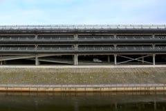 Multi Storey Parking Lot. Stock Photography