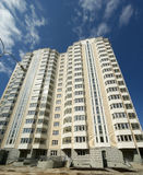 Multi-storey residential building Stock Photography