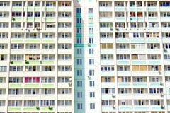 Multi-storey residential building Stock Image