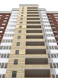 Multi-storey residential building Stock Images