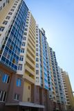 Multi-storey, residential new home Stock Images
