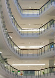 Multi-storey shop interior Stock Images