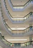 Multi-storey shop interior Stock Images
