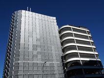 Multi Story Car Park, Adelaide Stock Images