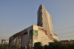 Multi-story store CentralPlaza Chaengwattana Stock Photo