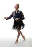 Multi-tasking dancer Royalty Free Stock Photos