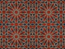 Multi teste padrão colorido Imagens de Stock Royalty Free