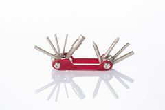 Multi tool for cycling Stock Photos