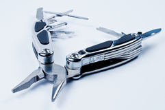 Free Multi Tool On White Background Stock Images - 22891764