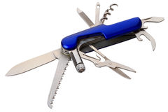 Multi tools knife Royalty Free Stock Photography