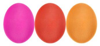 Multi uova di colore immagini stock libere da diritti