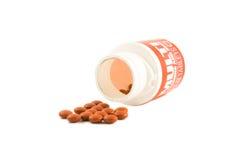 Multi Vitamins Stock Photos