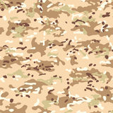 Multicam Camouflage seamless patterns Stock Photography