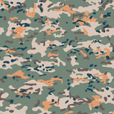 Multicam Camouflage seamless patterns Stock Image