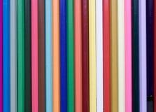 multicoleres μολύβια Στοκ εικόνα με δικαίωμα ελεύθερης χρήσης
