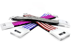 Multicolor браслет Стоковое фото RF