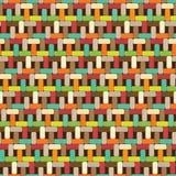 multicolor картина безшовная Стоковая Фотография RF