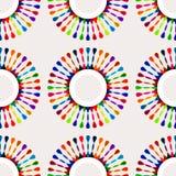 Multicolor картина Стоковые Изображения RF